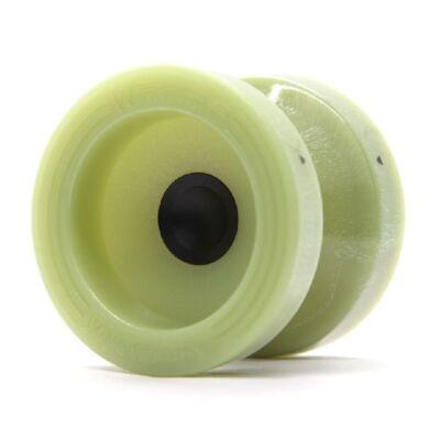 YoYoFactory Wedge Glow yo-yo, fekete