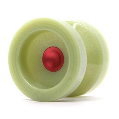 YoYoFactory Wedge Glow yo-yo, piros