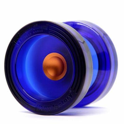 YoYoFactory Wedge yo-yo, kék-arany