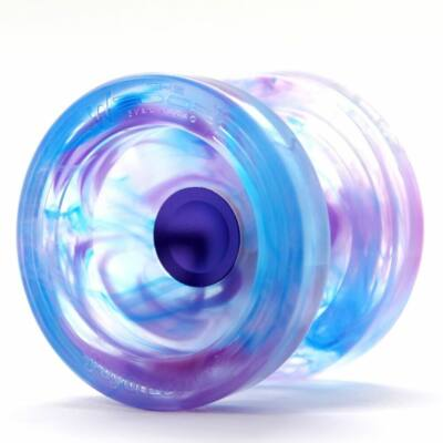 YoYoFactory Wedge yo-yo kék-viola