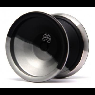 YoyoFactory Navigator yo-yo, ezüst-fekete