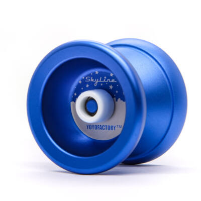 YoYoFactory Skyline yo-yo, kék