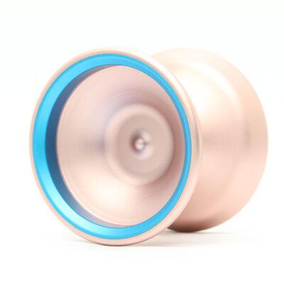 YoYoFactory BiND yo-yo, rose/kék