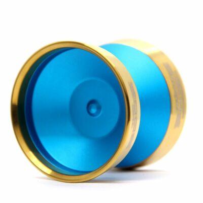 YoYoFactory Edge beyond yo-yo, kék-arany