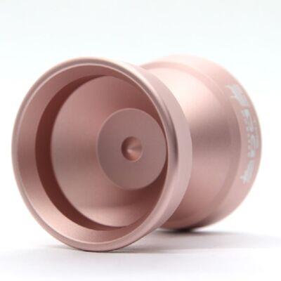 YoYoFactory Edge Monster yo-yo, rose gold
