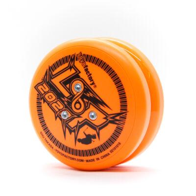YoYoFactory Loop 2020 yo-yo, narancs