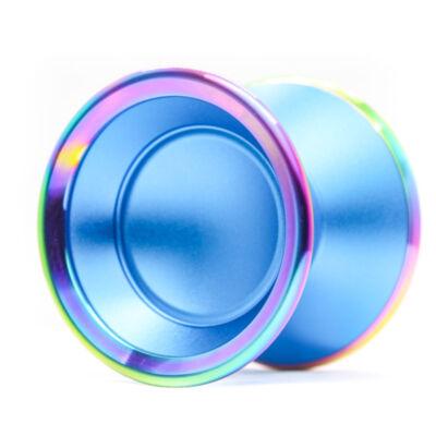 YoYoFactory Marco yo-yo, kék-szivárvány
